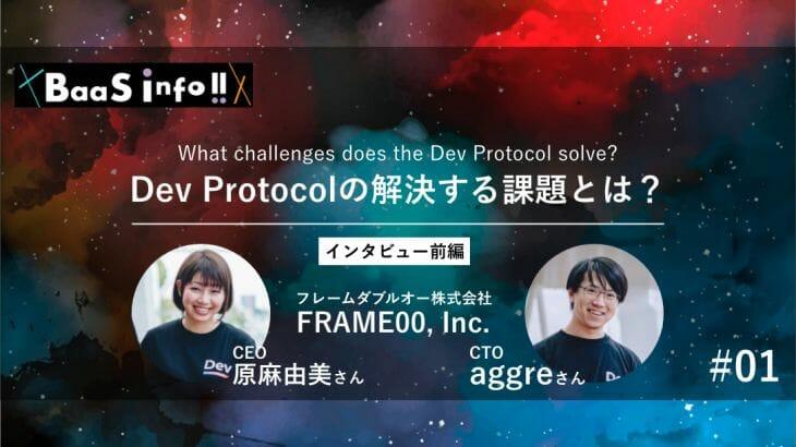 FRAME00 CEO 原麻由美氏・CTO aggre氏【特別インタビュー前編】